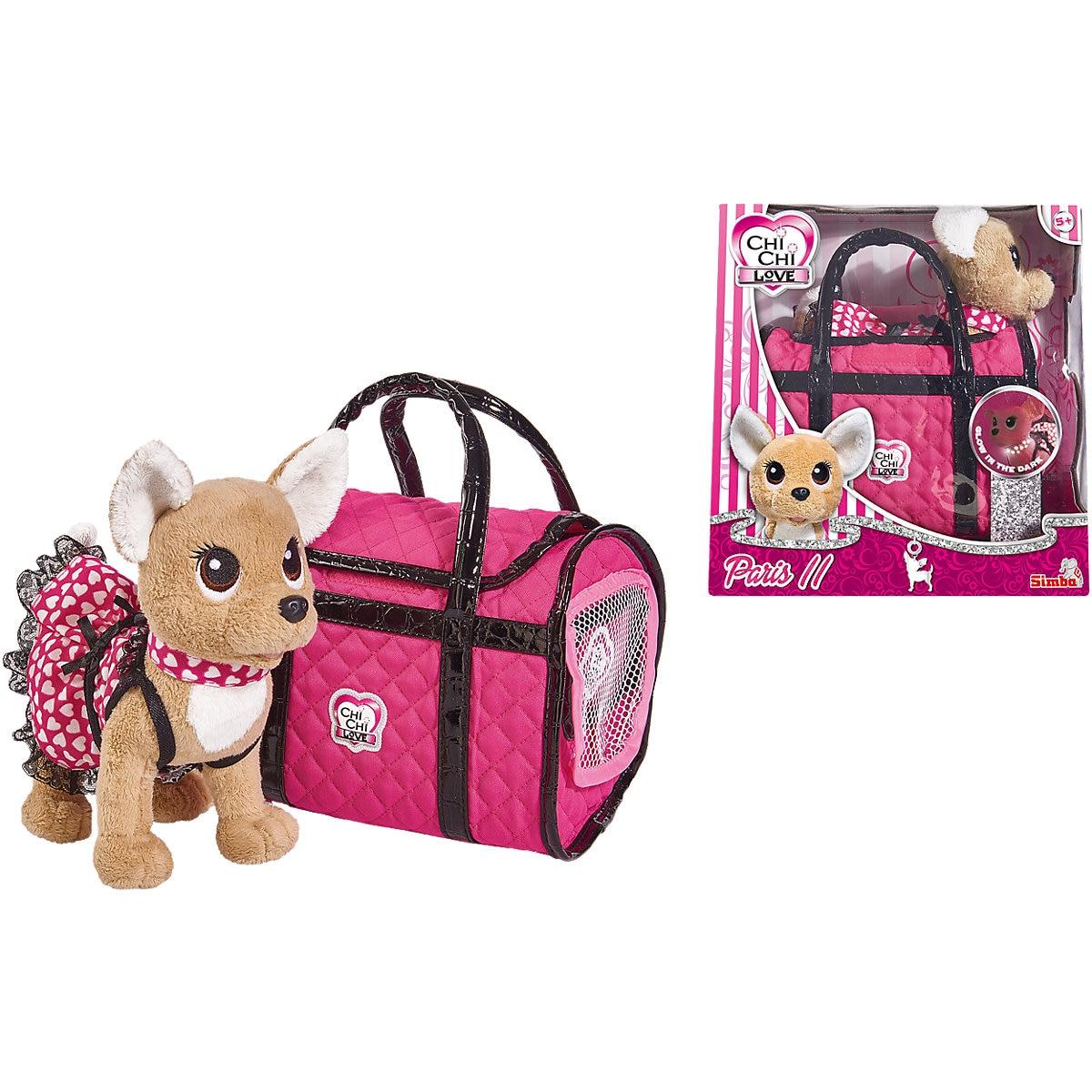 SIMBA peluche et peluche animaux 5565257 jouets pour enfants boîte cadeau jouet enfants Chi Chi amour MTpromo