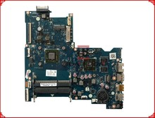 High quality 813971-501 for HP Pavilion 15-AF Laptop Motherboard ABL51 LA-C781P A8-7410 CPU HD8600 2GB GPU 100% Fully Tested