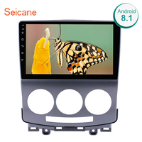 Seicane Car Multimedia Palyer For 2005 2006 2007 2008 2009 2010 Old Mazda 5 9 Inch Android 8.1 HD 1024*600 Touchscreen Car Radio
