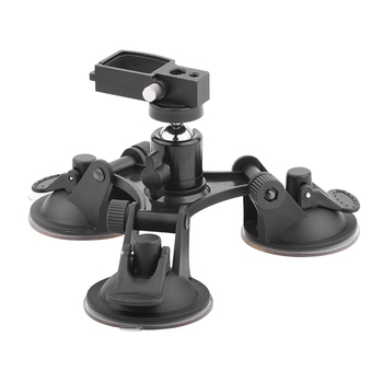 Suction cup car holder mount for dji osmo pocket car glass sucker holder driving recorder tripods for dji osmo pocket accessor