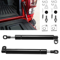 High quality 1 Pair Tailgate Slow Down & Easy Up Strut Kit For FORD RANGER T6 Year 2012 2016
