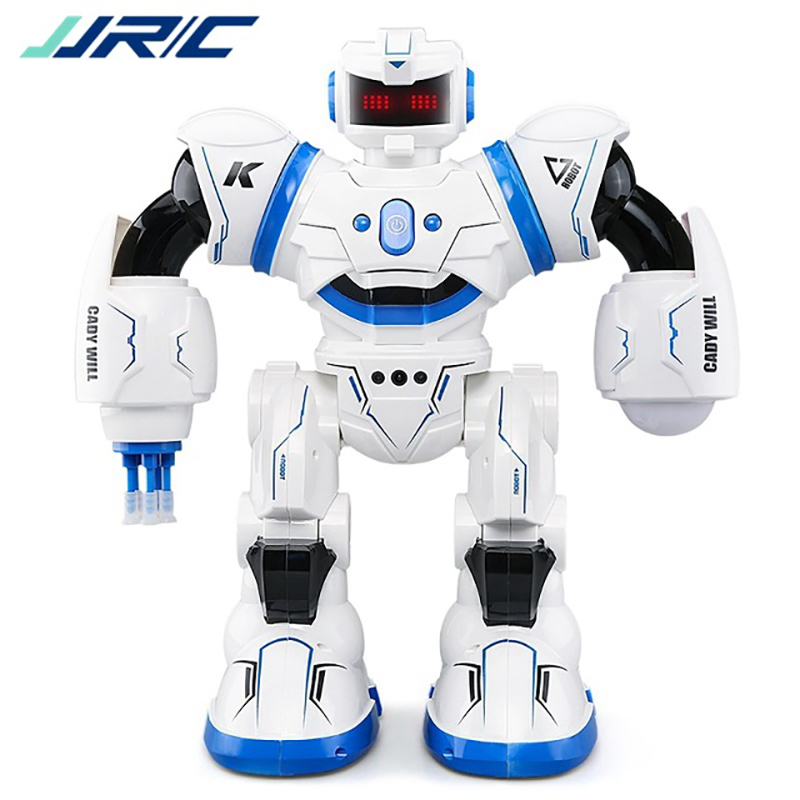 JJRC R3 RC Robot CADY WILL Sensor Control Intelligent Combat Dancing Gesture Robots Toys for Kids Christmas Gift VS R1 R2 jjr c jjrc r3 cady will sensor control intelligent combat dancing gesture rc robot toys for kids christmas gift present vs r1 r2