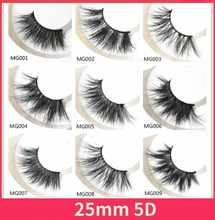 100 Pairs Free DHL 25mm Lashes Dramatic Mink Lashes Soft Long 3D Mink Eyelashes Crisscross Full Volume Eye Lashes Makeup - DISCOUNT ITEM  0% OFF All Category