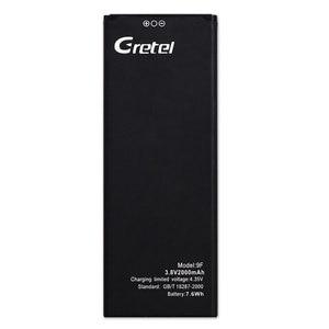 Image 3 - JRZ 2000mAh สำหรับ Gretel 9F A7 แบตเตอรี่โทรศัพท์มือถือคุณภาพสูงสำรอง Batteris สำหรับ Gretel 9F A7