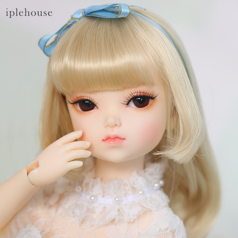 Iplehouse BID Chloe 1/6 BJD SD Doll Body Model Girls BJD High Quality Resin Toys For Girls Birthday Xmas Best Gifts IP new arrival iplehouse ip eid chase bjd sd doll 1 3 body model boys high quality toys for girls birthday xmas best gifts