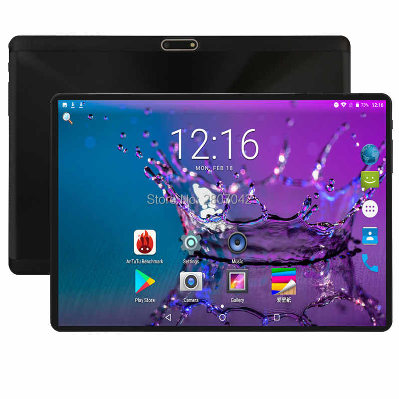 New Seller 10 inch tablet 3G 4G FDD LTE Octa Core 4GB RAM 64GB ROM 1280x800 IPS 2.5D Glass Android 8.0 Tablets 10 10.1 Media Pad