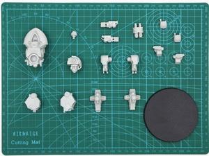 Image 2 - Legião deredeo dreadnought corpo