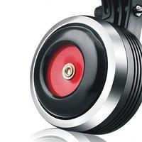Mejor Sistema de alarma para bicicleta de montaña, Scooter, sistema de alarma antirrobo de seguridad, altavoz con control remoto, batería recargable de 1300mA
