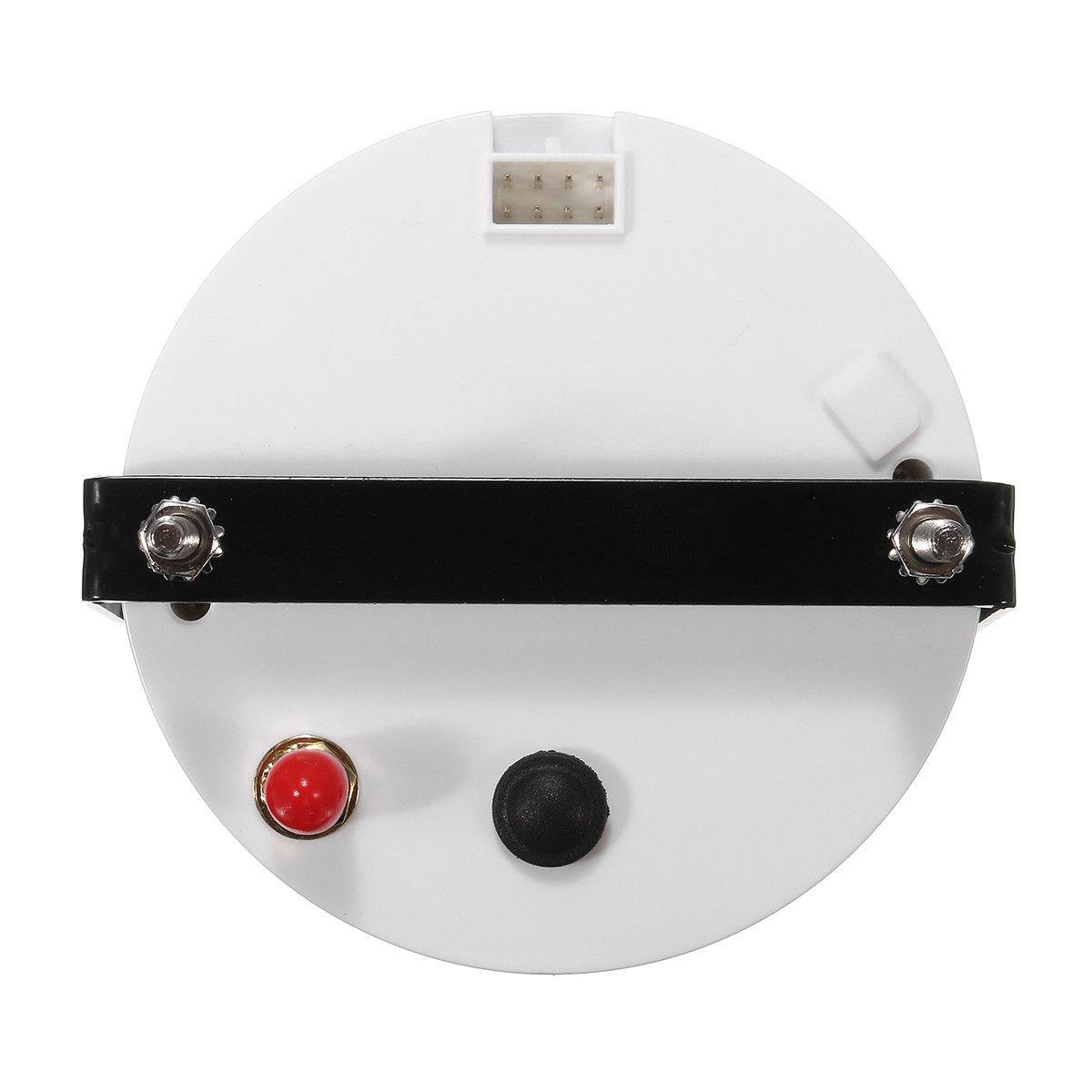 Jauges numériques imperméables automatiques de compteur de vitesse de Gps de moteur de voiture de 85Mm 200 Km/H - 4