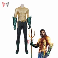 Movie Aquaman cosplay Costume Carnival Halloween superman anime Cosplay Jumpsuit Arthur Curry Fancy Costume  custom made custom made fire emblem fates cosplay costume adult takumi cosplay costume halloween cosplay costume