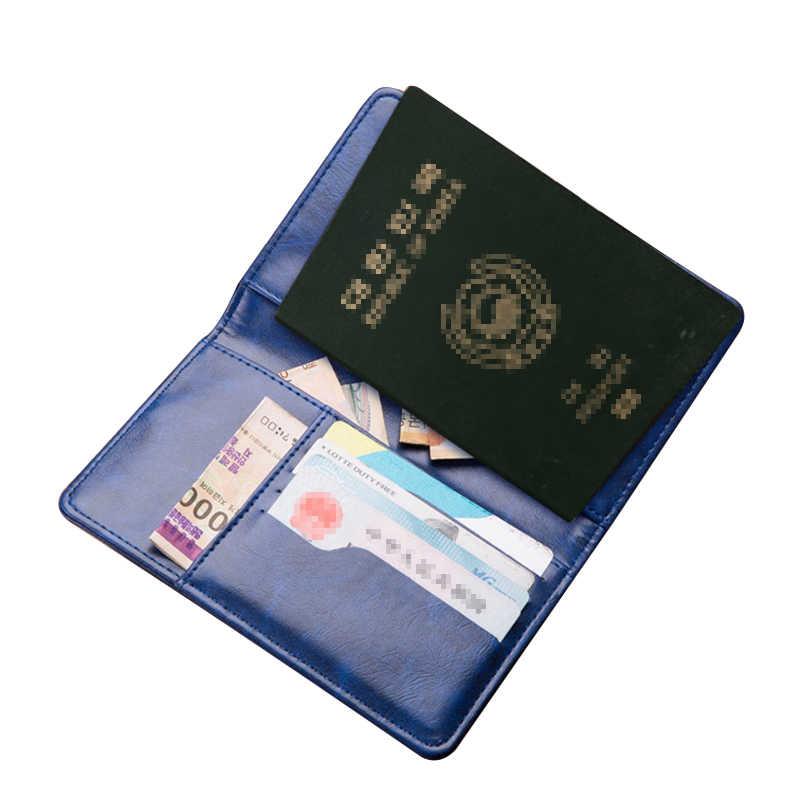 3c12d1b1503b Detail Feedback Questions about Fashion Ultra thin Travel Passport ...