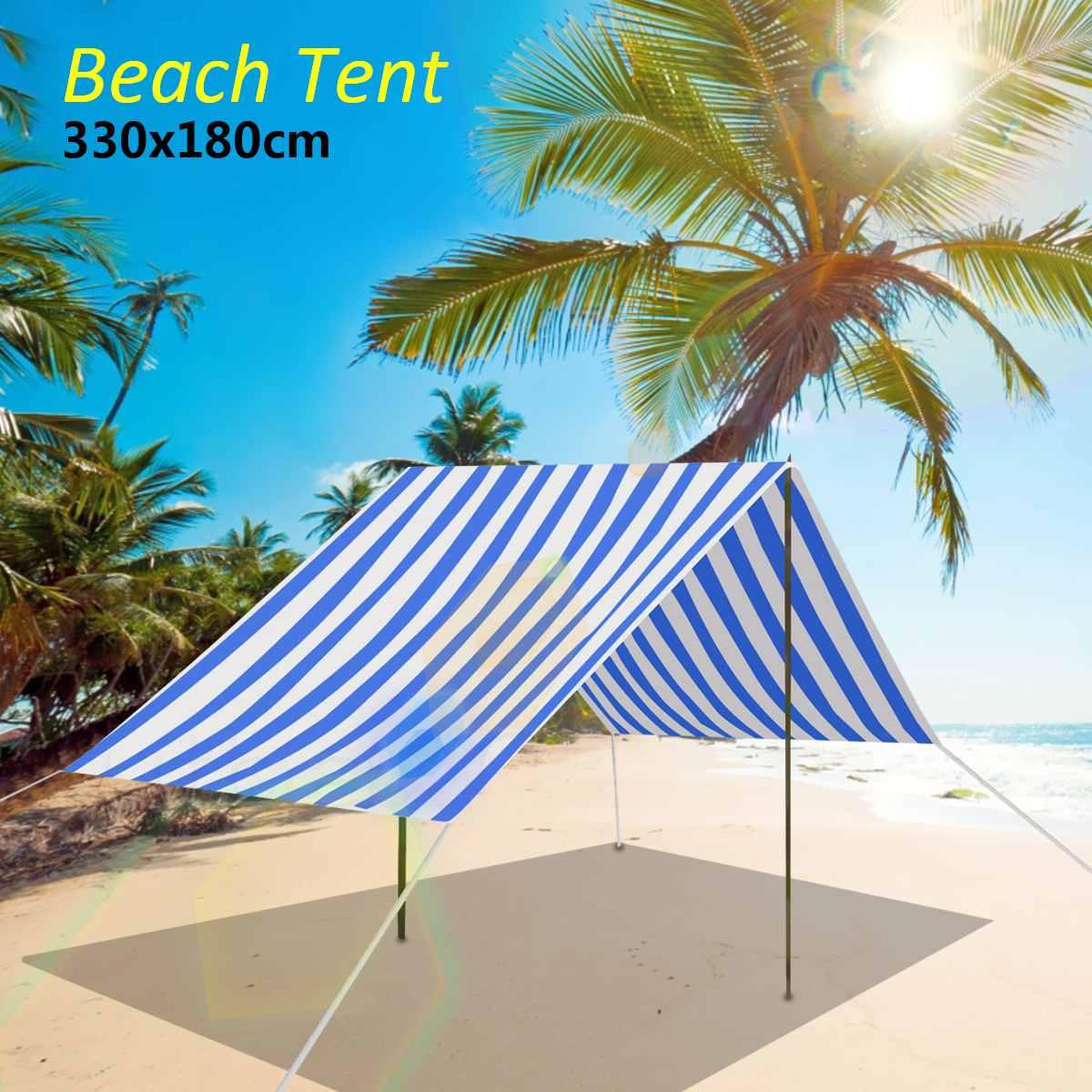 330x180cm Portable Beach Tent UV Sun Shade Shelter Canopy Outdoor Picnic Camping Home Yard Shading Sail Tent For Swim Pool AU/CN330x180cm Portable Beach Tent UV Sun Shade Shelter Canopy Outdoor Picnic Camping Home Yard Shading Sail Tent For Swim Pool AU/CN