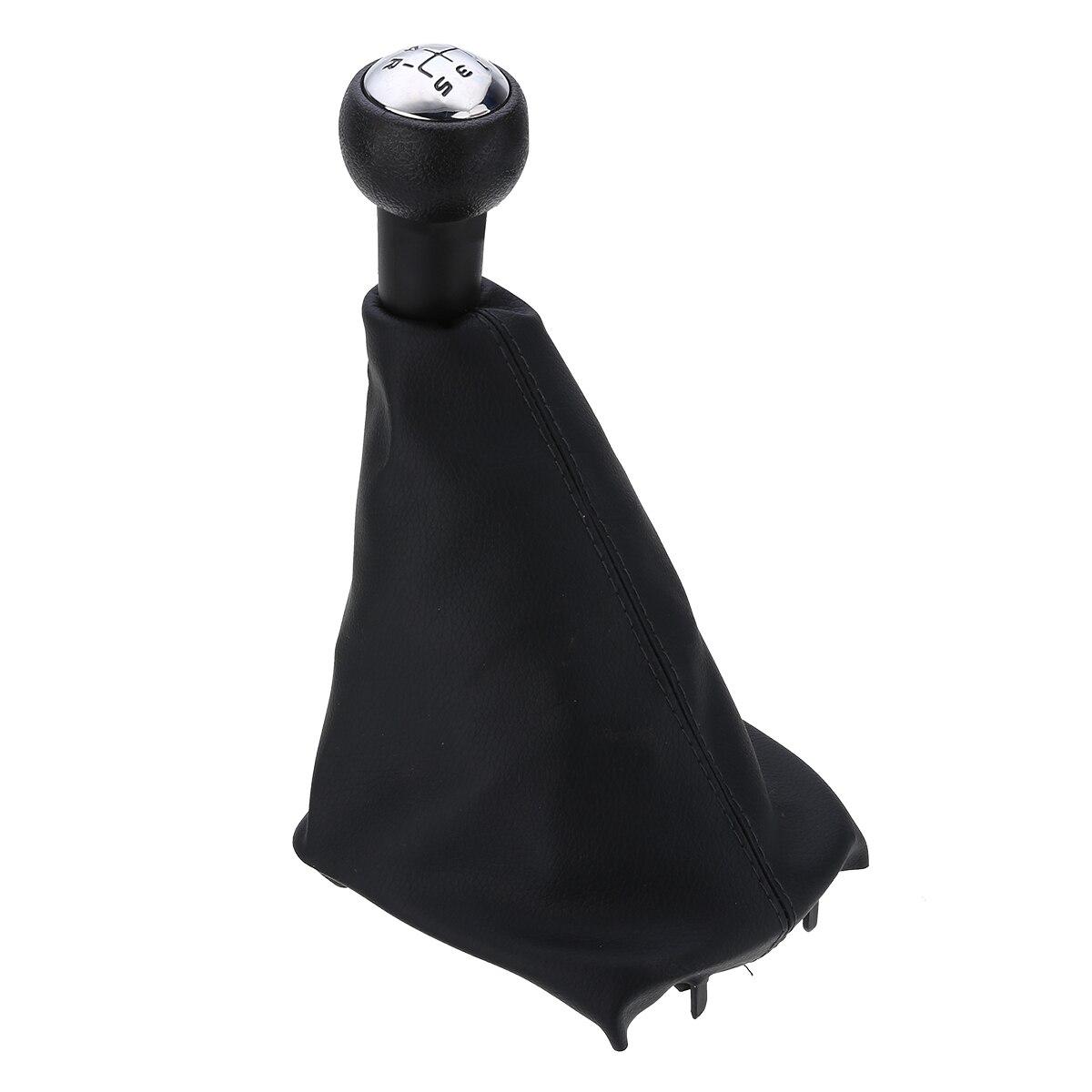 Mayitr Грязезащищенная защита от пыли крышка 5 скоростей Ручка Переключения палки Gaiter Boot для peugeot 207 307 CC 308
