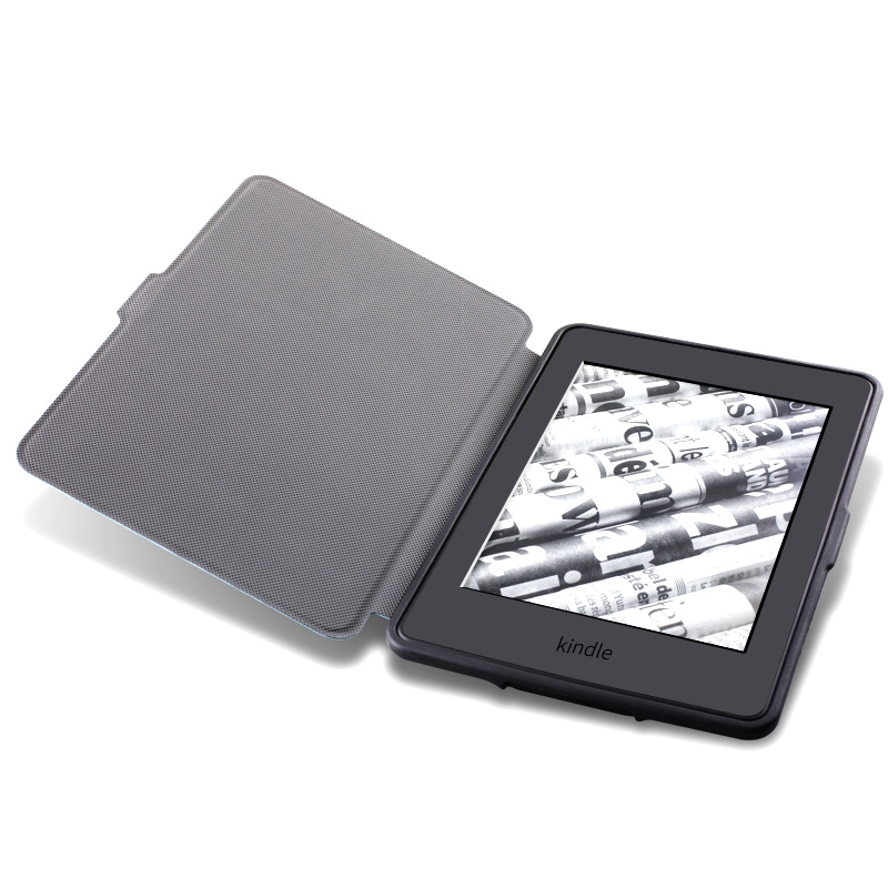 Flip Case Auto Sleep Wake Function for Kindle Paperwhite 1 2 3 in Tablets e Books Case from Computer Office