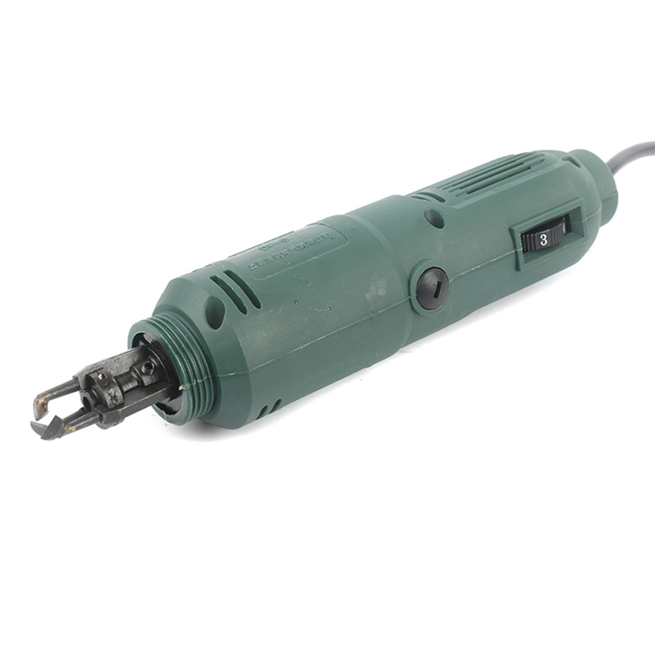 Tools : WSFS Hot DF-6 Enameled Wire Stripping Handheld Machine Varnished Wire Stripper Enameled Copper Wire Electric Stripper paint