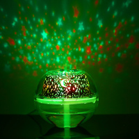 New Multifunction Crystal Night Light Projection With Humidifier Usb Power Led Night Lamp Projector For Kids Indoor Home Bedroom