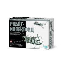 Набор для робототехники 4М Робот инсектоид