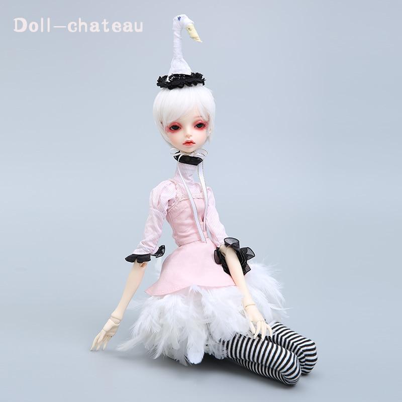 OUENEIFS Queen DC bjd sd doll 1/4 bədən model körpə qızlar - Kuklalar və kuklalar üçün aksesuarlar - Fotoqrafiya 3