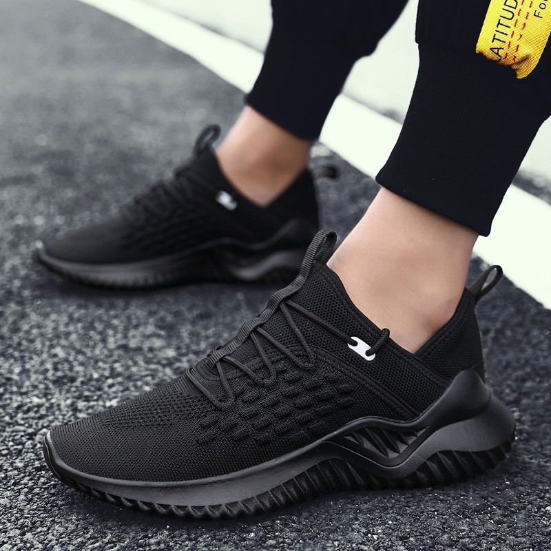 Men's Boots Shoes 2019 Men Shoes Ankle Boots Sneakers High Top Comfortable Casual Shoes Fashion For Male Lightweight Breathable Sapatos Masculinos Cool In Summer And Warm In Winter