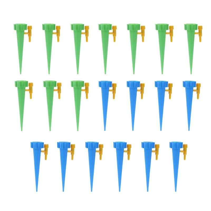 New 1/6/12/18 pcs Drip Irrigation System Automatic Watering Spike for Plants garden watering system irrigation system greenhouse