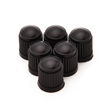 High Quality 50pcs Plastic Car Motorcycle Truck Wheel Tire Valve Stem Cap Dust Cover Lid Styling Auto Replacement