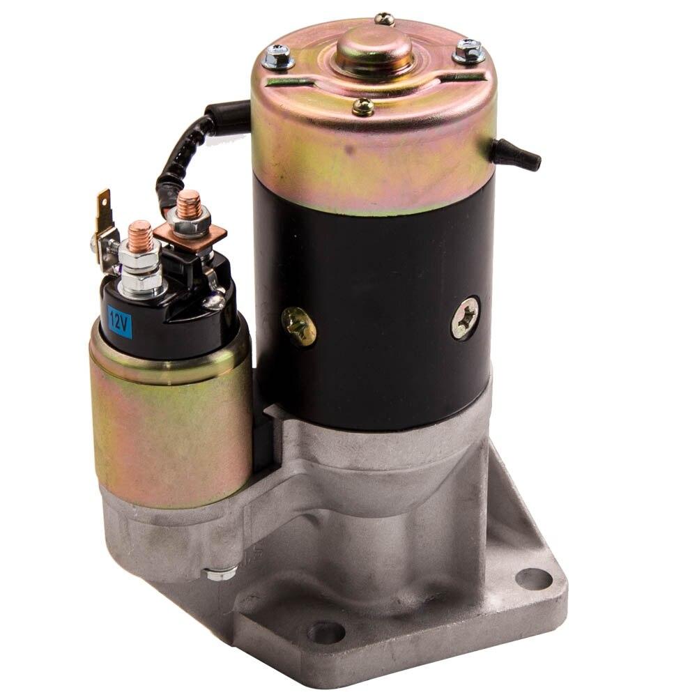 12V Starter Motor fit for Nissan Patrol engine TD48 4.8L Diesel 2330006J03