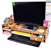 De Rangement Organizadores Home Decoration Accessories Computer Display Stand Estantes Storage Rack Organizer Repisas Shelf