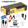 Автомобильный Аккумулятор Booster Зарядное устройство 600A аварийный автомобиль скачок стартер внешний аккумулятор портативный 12V пусковое уст...