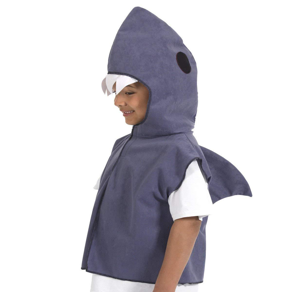 Halloween Purim ChristmasCostume For Kids Anima Cosplay  Boys Girls Shark Costume Children Acting Dress For Theme Party Carnaval