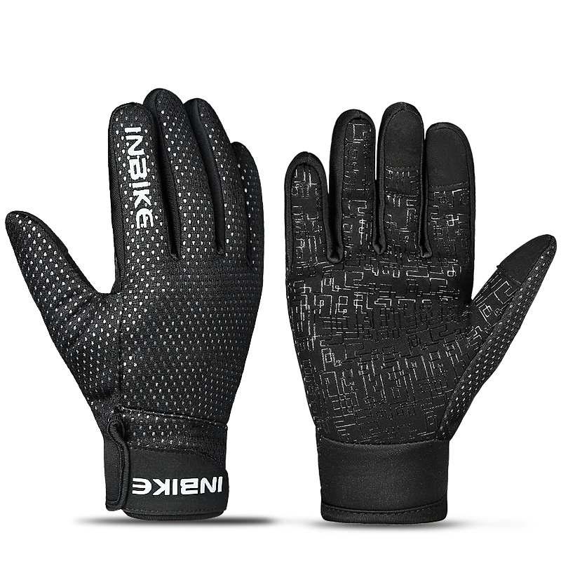 HOT-INBIKE Bike Gloves Wi...