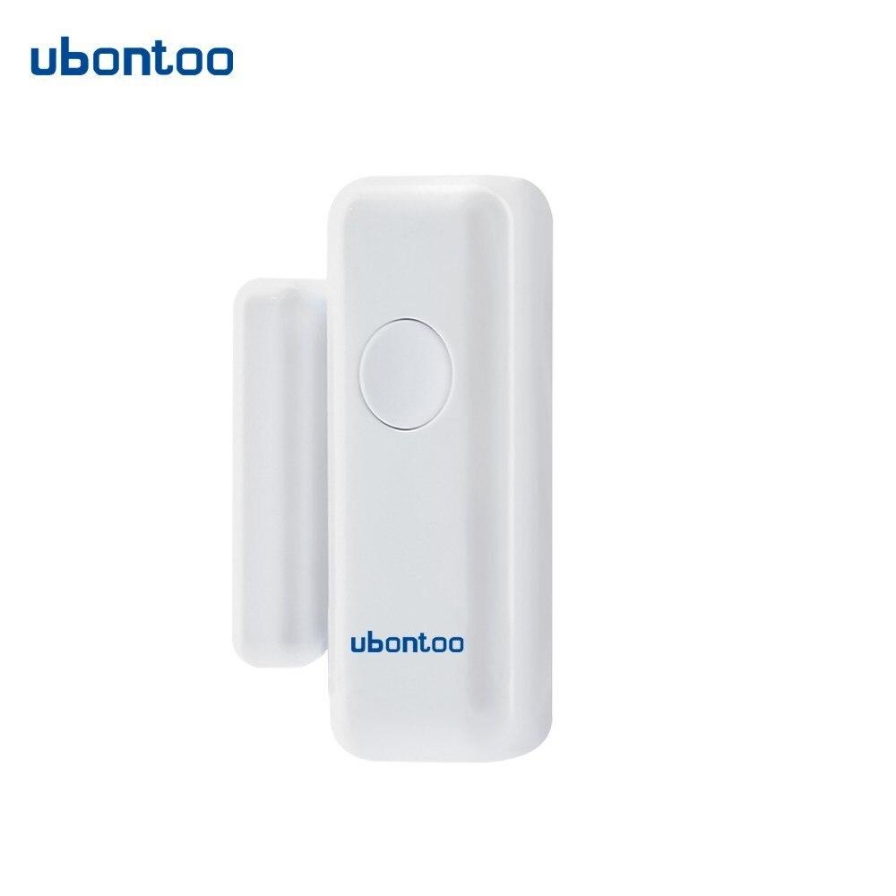 Ubontoo 10 pièces de Fenêtre Sans Fil Capteur D'aimant De Porte Détecteur De Capteurs D'alarme Maison Intelligente Détecteurs Pour ubontoo Système D'alarme - 3