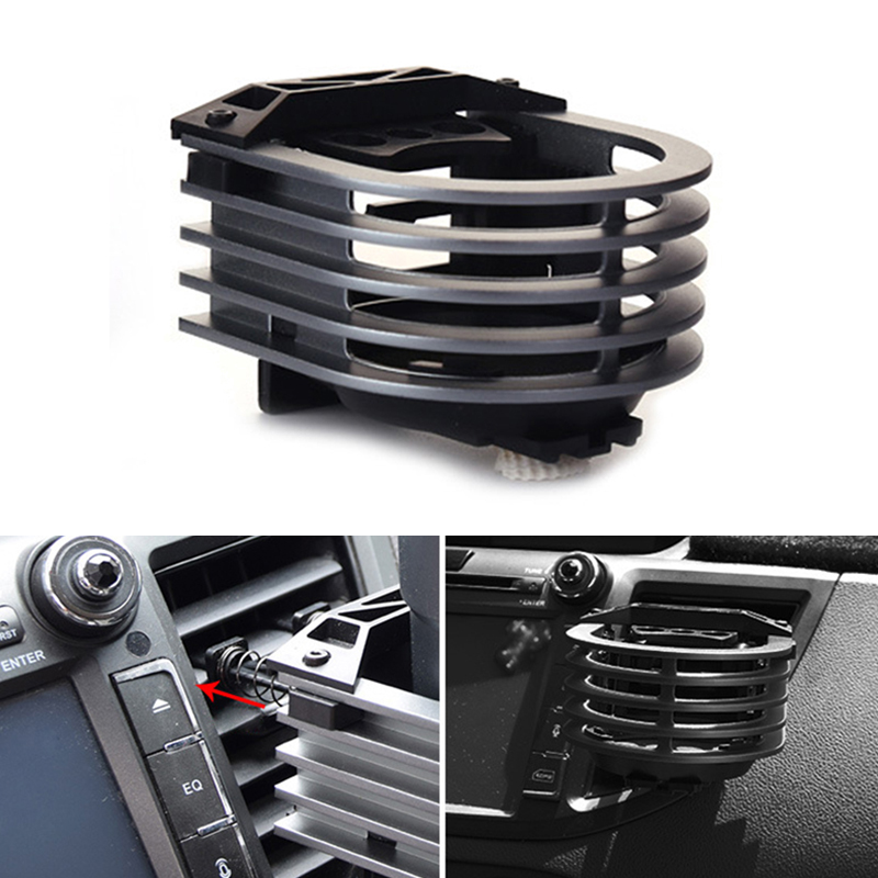 Car Cup Can Holder Air Vent Universal Bottle Cup Holder Auto Interior A