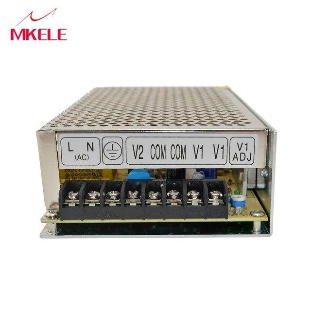High Quality D-120A Dual Output Switching Power Supply 120W 5v12A 12v5A Ac-Dc Converter 220v 12v 5v Transformer