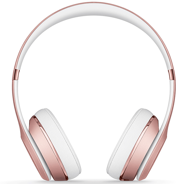 Beats Solo 3 Original On-Ear Headset Hands-free Earphone Wireless Bluetooth Headphone Music Fast Charge Anti Noise For iPhone