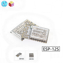 Ai-Thinker AIoT module ESP8266 serial to WiFi wireless transparent transmission ESP-12S/01S/07S Smart home connector