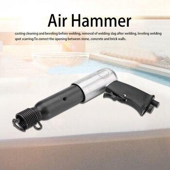 Heavy Duty Air Kompressor Pneumatische Hammer mit Meißel Bits Werkzeug Kit 250mm
