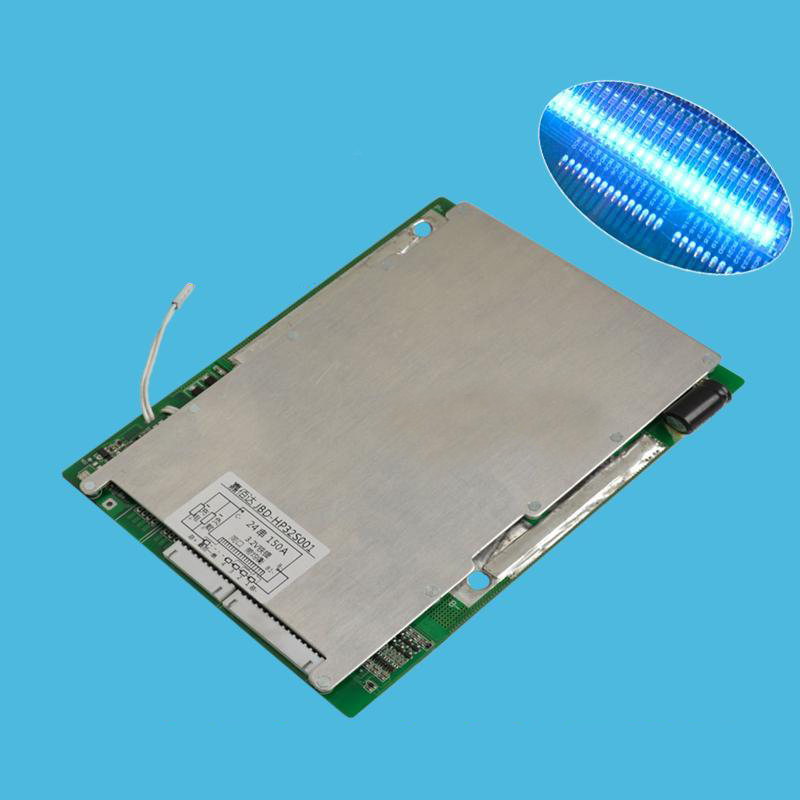 20S 64V 72V 80A 100A 120A 150A Li ion Lifepo4 lithium battery BMS protection board High Current W Balance LED indicator 3.2V 3.-in Replacement Parts & Accessories from Consumer Electronics    1