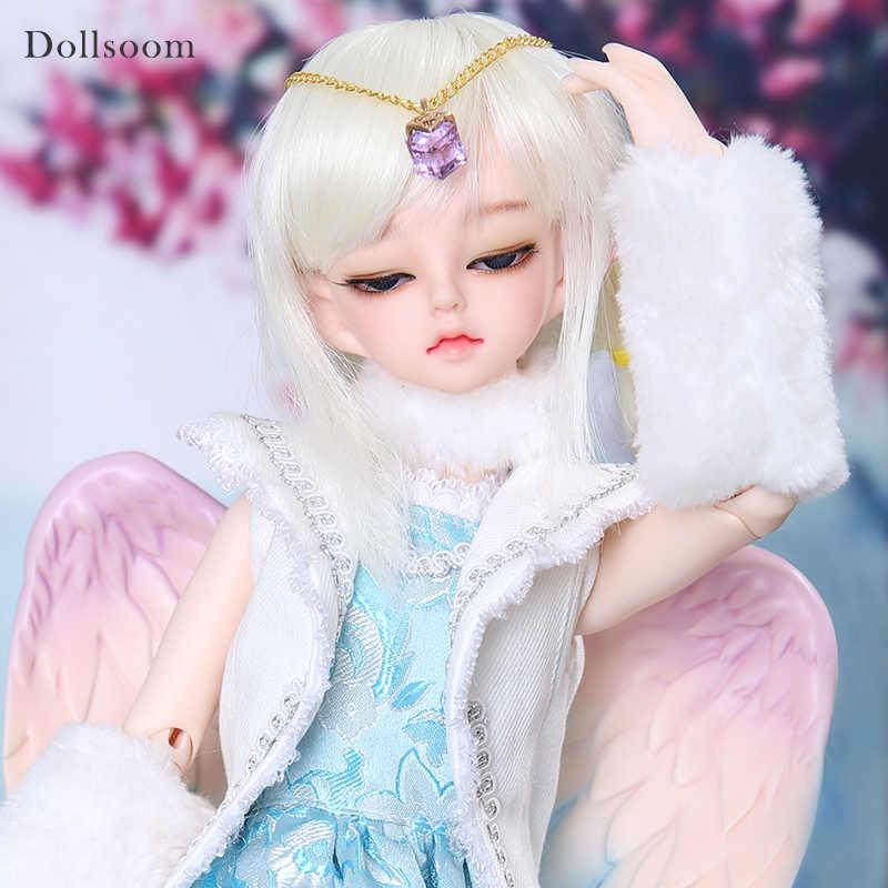 Дейн ранг 1/4 лунный свет эльфов маленького драгоценного камня Сова эльф фантастические модные игрушки для детей Dollshe шарнирные SD куклы