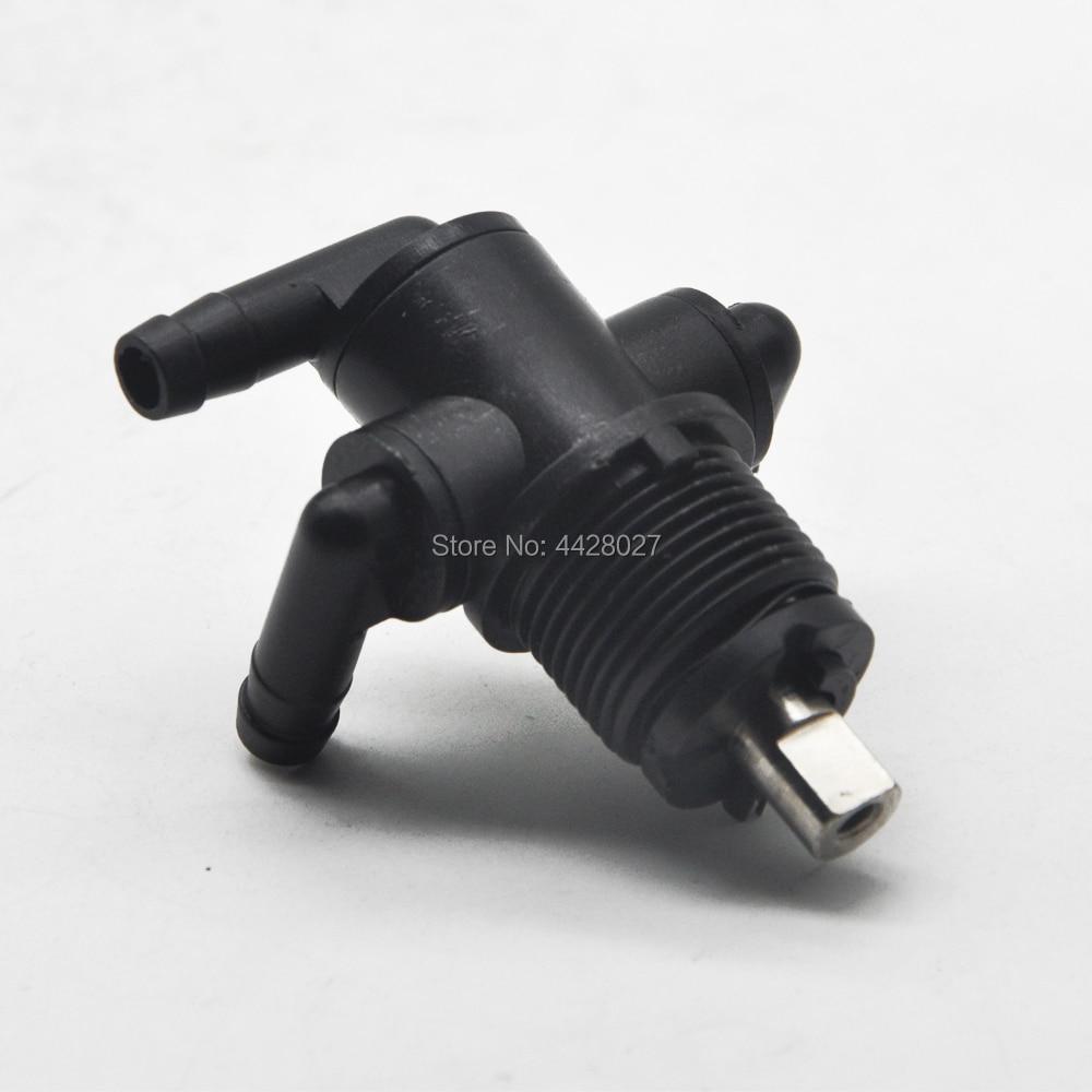 7052161 Petcock Fuel Valve 3-way Shut Off for Polaris Sportsman 400//500//600//700