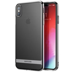 Image 2 - Voor iphone Xs Max Case SUPCASE UB Metro Premium Slim Soft TPU Case Plated Marmer Clear Protective Back Cover Voor iphone X & XS