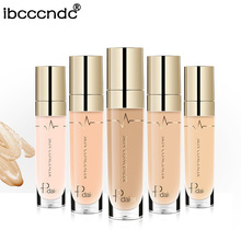 1 Piece 5ml Liquid Concealer Cream Foundation Green Pink Purple Face Ma