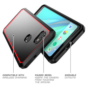 Image 5 - For Google Pixel 2 XL Case (2017 Release) SUPCASE UB Series Premium Hybrid TPU Bumper + PC Clear Back Case Protective Cover
