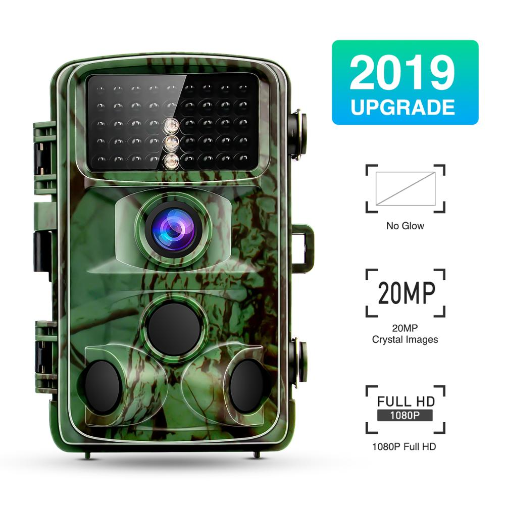 Hunting Trail Camera Wildlife Cameras Infrared Photo Video Surveillance 12MP 1080P Night Version Photo Trap 0.6s TriggerHunting Trail Camera Wildlife Cameras Infrared Photo Video Surveillance 12MP 1080P Night Version Photo Trap 0.6s Trigger