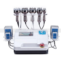 Multifunctional Rf Vacuum Home OR Salon Use Mini Slimming Machine Cavitation+RF CE stimulate the fat cells Wrinkle removal