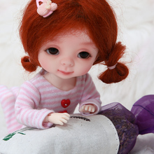 Dollbom ג ני 1/8 BJD SD בובות ילד ילדה צעצועי יום הולדת חג המולד מתנות
