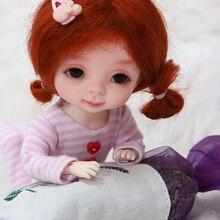 Dollbom Genny 1/8 BJD SD lalki chłopiec dziewczyna zabawki na prezent urodzinowy świąteczny