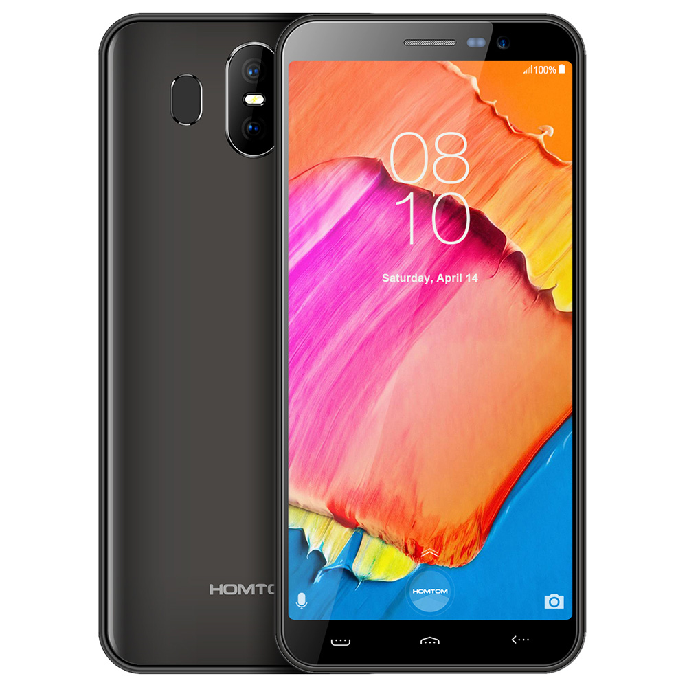 HOMTOM S17 3G Phablet 5.5 inch Quad Core 2GB RAM 16GB ROM Smartphone Mobile Phone Cellphone