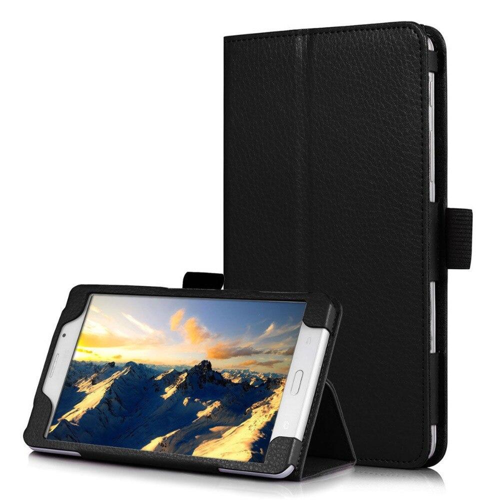 Чехол из искусственной кожи с подставкой для Samsung Galaxy Tab A 6 A6 7,0 2016 T280 SM-T280 T280N T285 T281, чехол для планшета-4