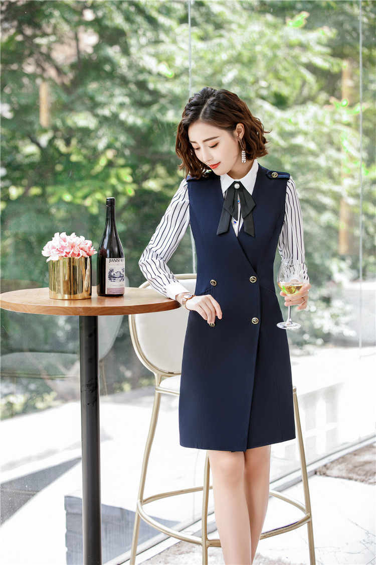 ... 2018 elegant designs women s suits formal office Lady dress ladies suit dresses  Work outfit wear business 02c2a071c0bf