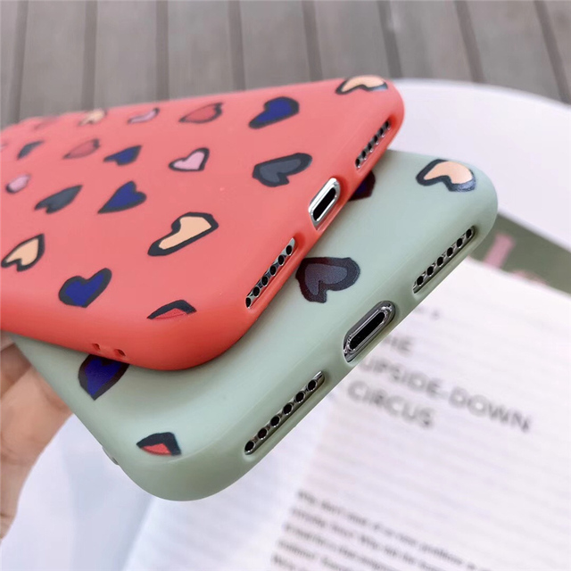 Multicolored Graffiti Phone Cover